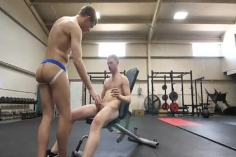 lustful At The Gym