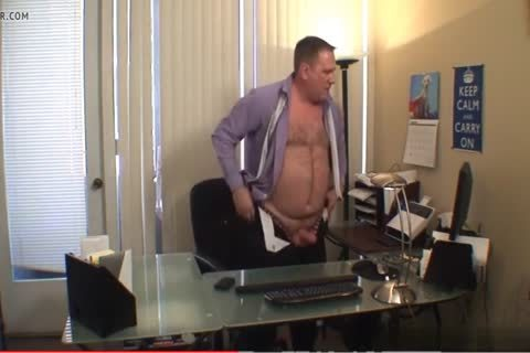Daddy Bear acquires lewd At The Office