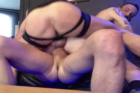 impure bareback 3way With Double butthole Part 2