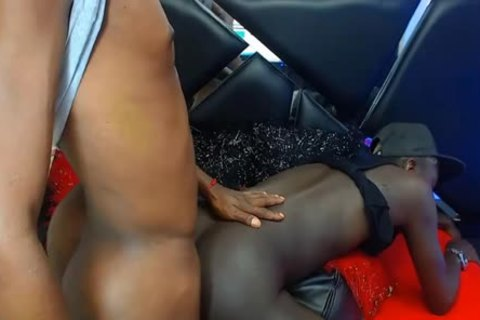 Round black buttholes For rod Live On Cruisingcams.com