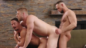 IconMale - Hard pounding with Zayne Roman Skyy Knox