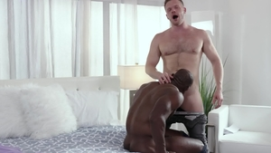 Noir Male - Brian Bonds as well as Aaron Trainer rimjob HD