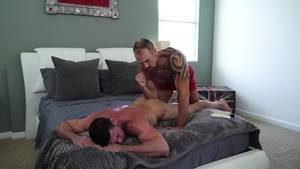 IconMale.com - Jock Dallas Steele nailed by huge cock daddy