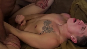 IconMale.com: Gay Jaxton Wheeler reality rimjob