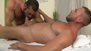 IconMale.com - Hairy Jaxton Wheeler wants rough nailing