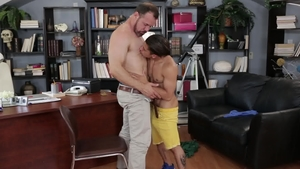 IconMale - Athletic Armond Rizzo enjoys hard nailining HD