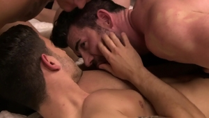 Icon Male: 18 yr old Jack Hunter goes wild on cock sex scene
