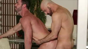 IconMale.com - Adam Russo is a hairy DILF