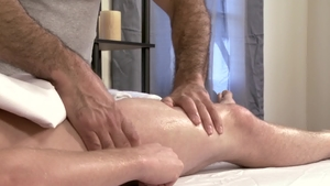 IconMale.com - Muscled Brent Corrigan sucking dick