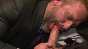 Icon Male - Dirk Caber being fucked by Adam Russo