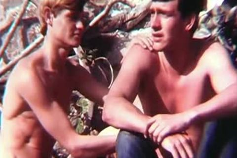 The Cowboy And The Rancher's Son (1972) Short