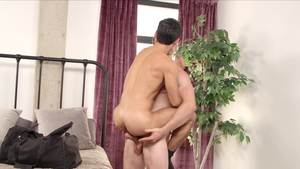 NextDoorRaw - Amateur Ty Mitchell playing with Donte Thick