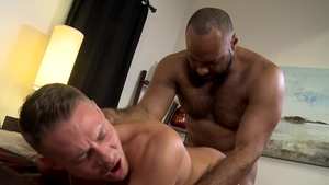Men Over 30 - Couple Ray Diesel finds pleasure in hard ramming