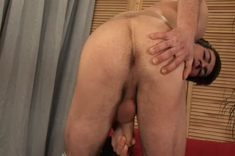 Gabriel Clark Double Stuffs Andrew