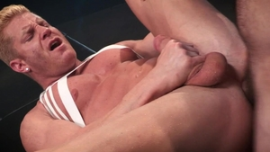HotHouse.com: Blond haired Johnny V hard moaning