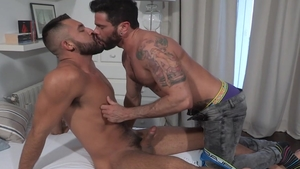 HotHouse: Gabriel Taurus and Mario Domenech private pounding