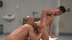 Hot House - Sean Zevran throat fuck