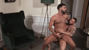 HotHouse - Abraham Al Malek is horny hunk