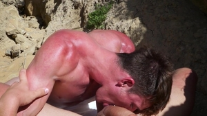 Falcon Studios - Raw sex with JJ Knight and Brent Corrigan