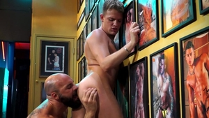 FalconStudios: Wild Max Duro & european Brandon Wilde