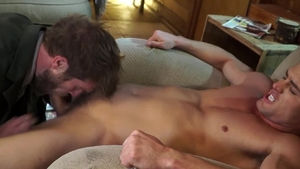 FalconStudios: Hard pounding with Colby Keller & Ryan Rose