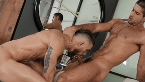 Drill My Hole: Latin Diego Sans is wet doctor
