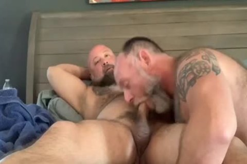sleazy Daddy Bottoms For His Daddybear