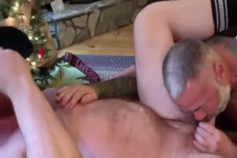 Ginger Daady And Silver Daddy poke Very kinky