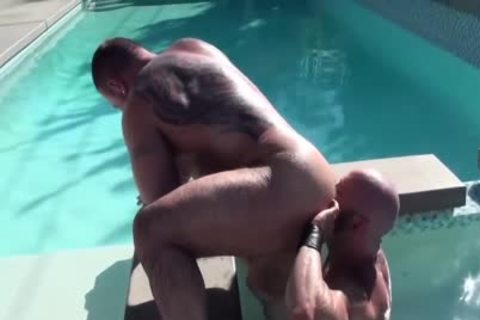 Carlo And Marc fuck Outside