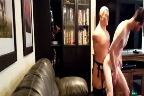 men In Isolation - Darth blow job (butt Play And Shower)