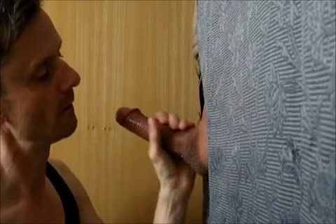 Peter gets Jerked Off Mercilessly At Gloryhole