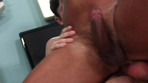 ExtraBigDicks: Gay Scott DeMarco hardcore ass pounded