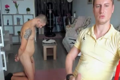 tasty lad And His serf webcam Show